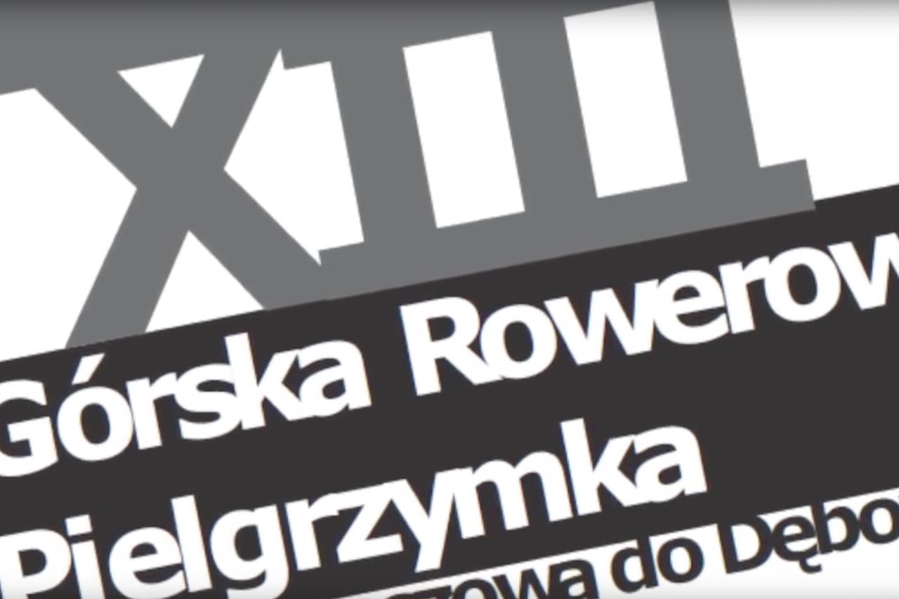 XIII Górska Rowerowa Pielgrzymka