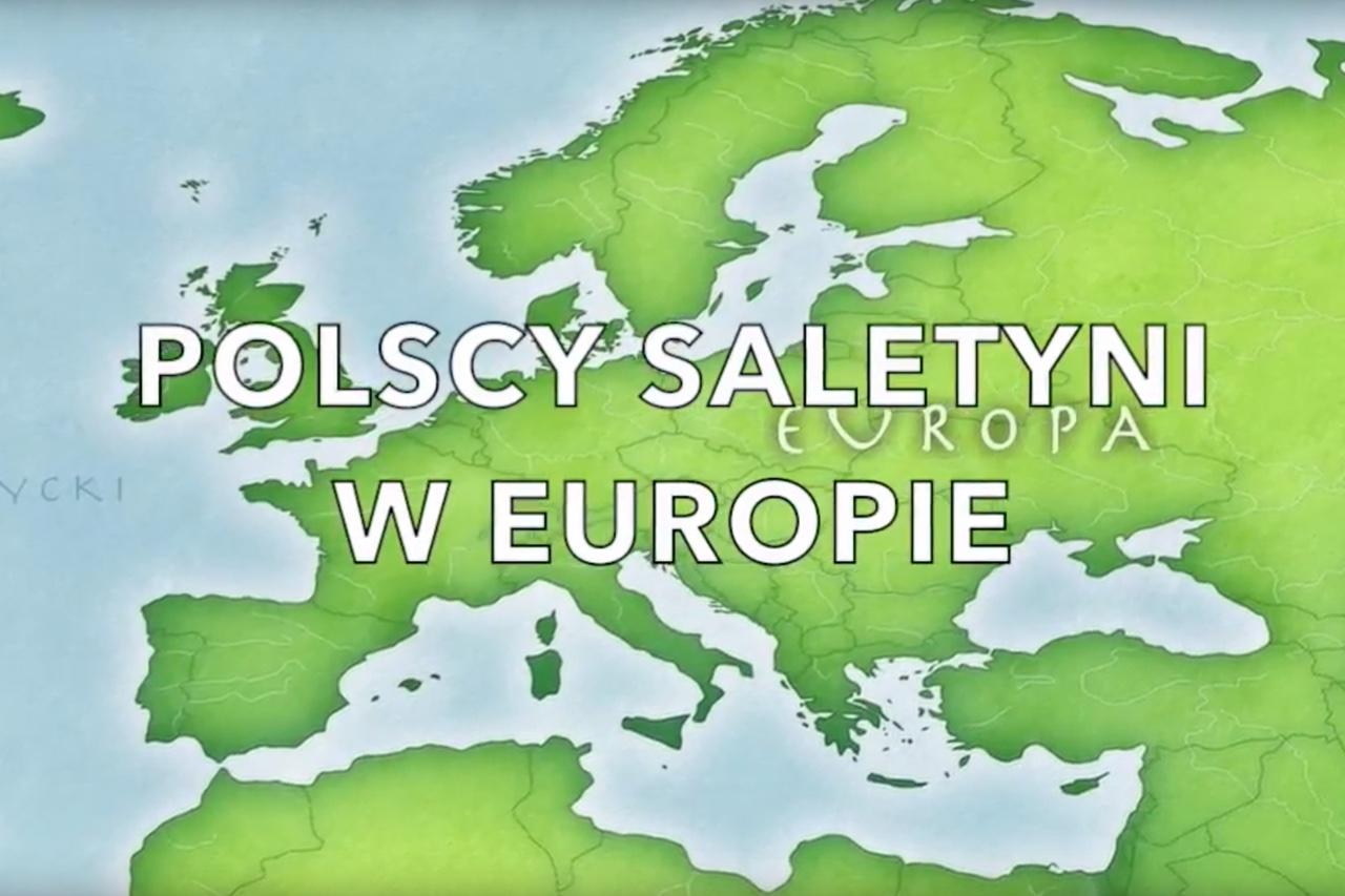 Polscy saletyni w Europie